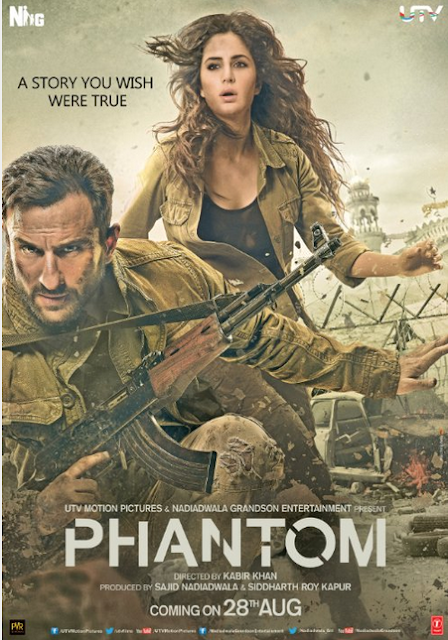 Phantom Movie Review : Full Movie Watch Online 2015