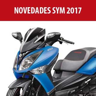 DESCUBRE LOS MODELOS SYM