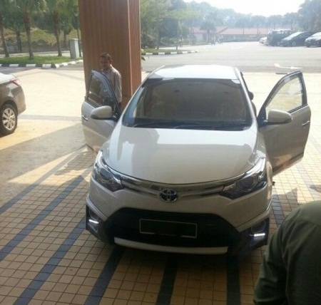 2013 Toyota Vios is launching soon in Malaysia !