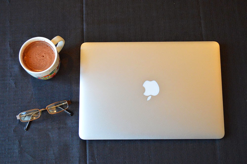 Macbook air review for bloggers
