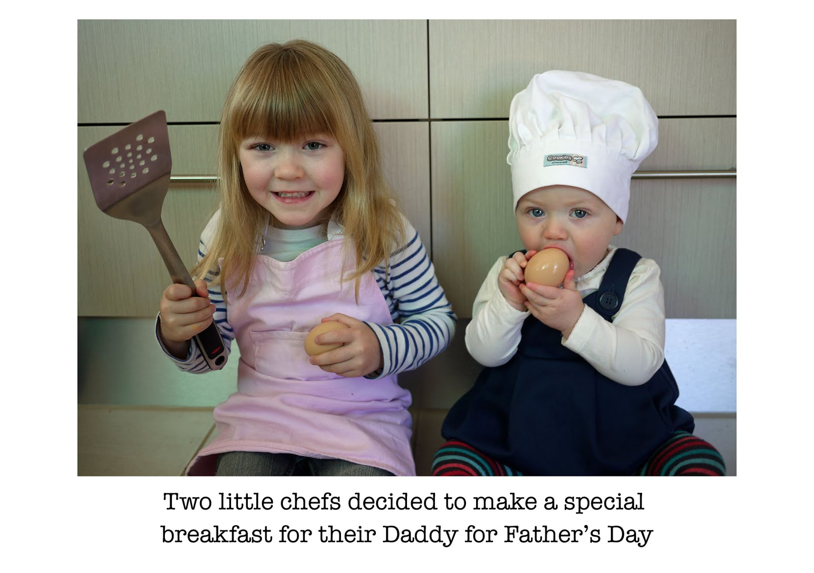 Father's Day: Breakfast Chefs