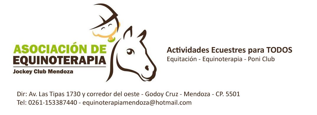 Asociación de Equinoterapia Jockey Club Mendoza
