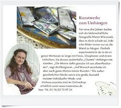 artikel in Wohnen&garten