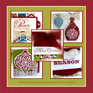 Ornament Keepsakes November Kit Tutorial