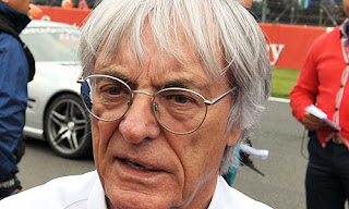 Bernie Ecclestone London F1 GP