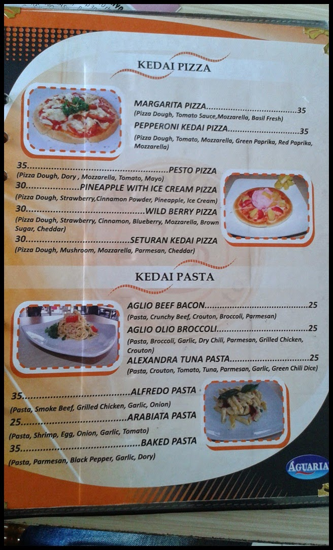 Kuliner mahasiswa jogja kuliner mahasiswa jogja kedai for Z kitchen jogja menu
