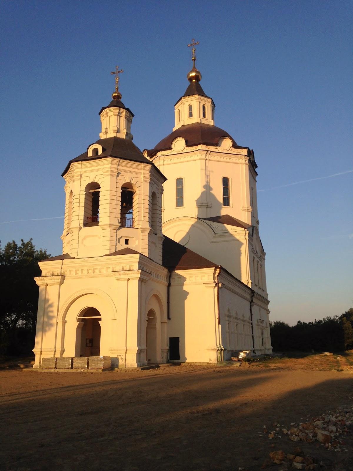 Preobrajenskaya-Cerkov