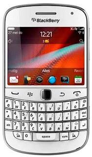 BlackBerry Dakota Bold Touch 9900 White