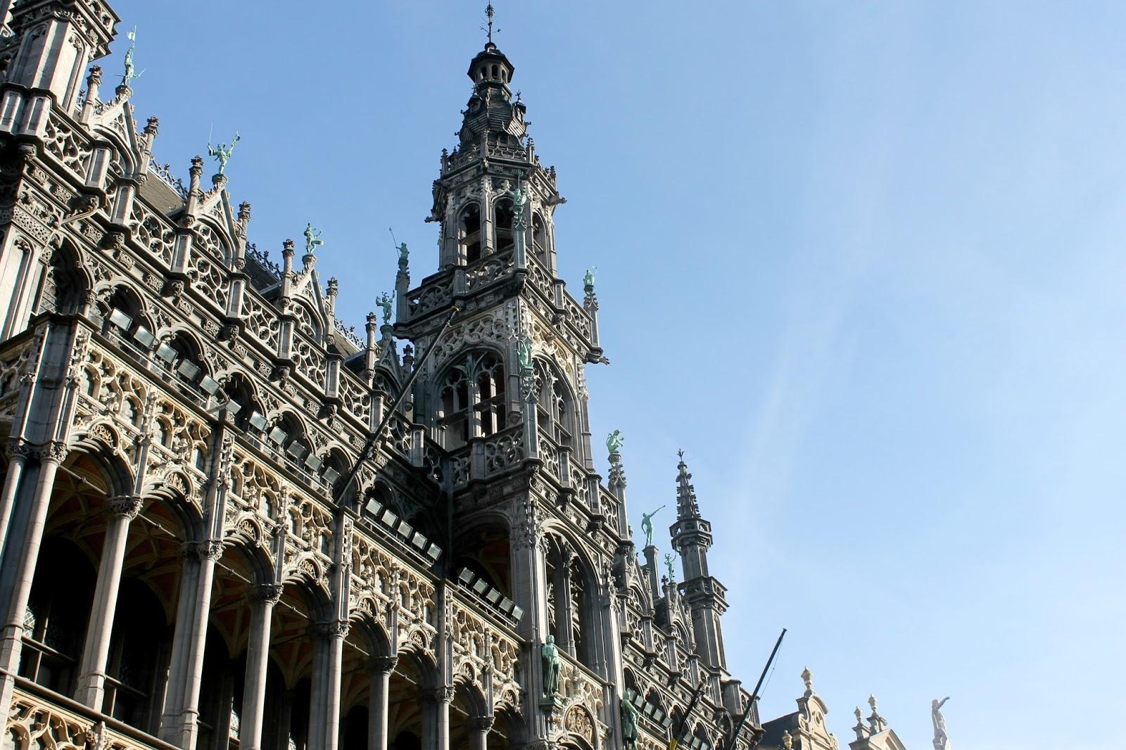 Vijf favorieten in Brussel