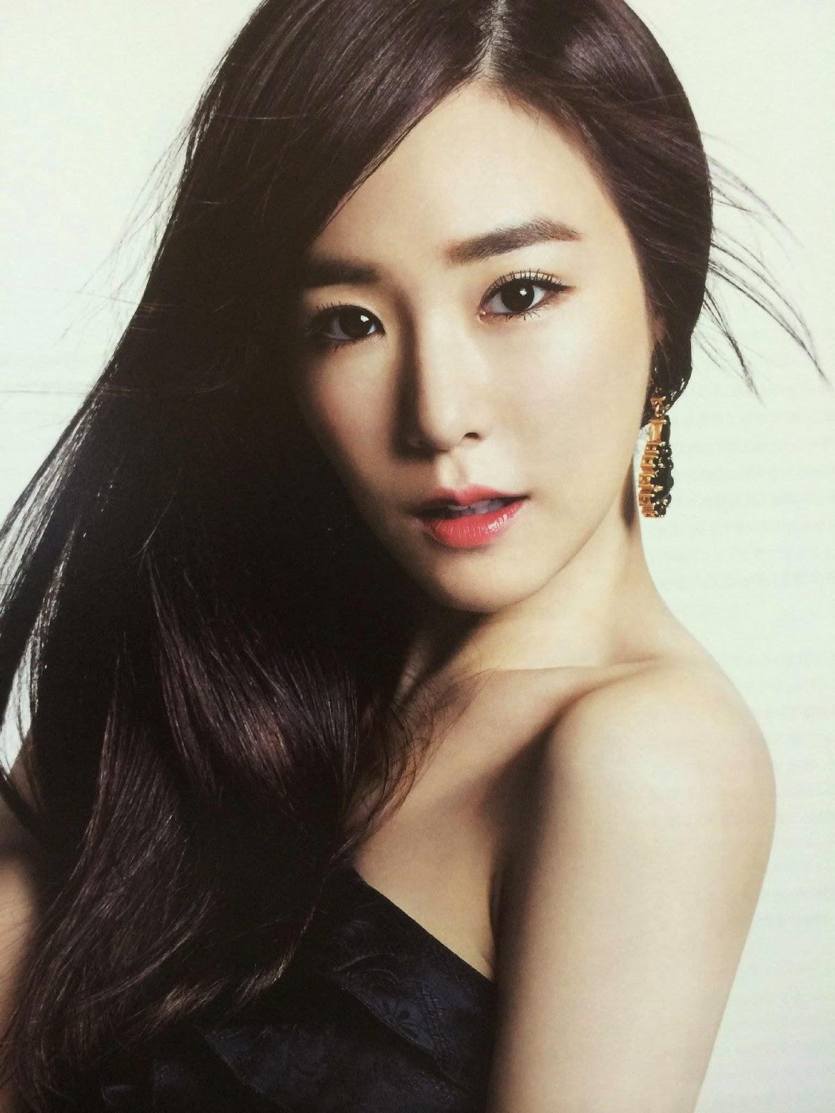 SNSD Tiffany (티파니; ティファニー) Girls Generation The Best Scan Photos
