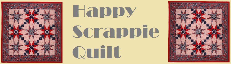 Happy Scrappie Quilt