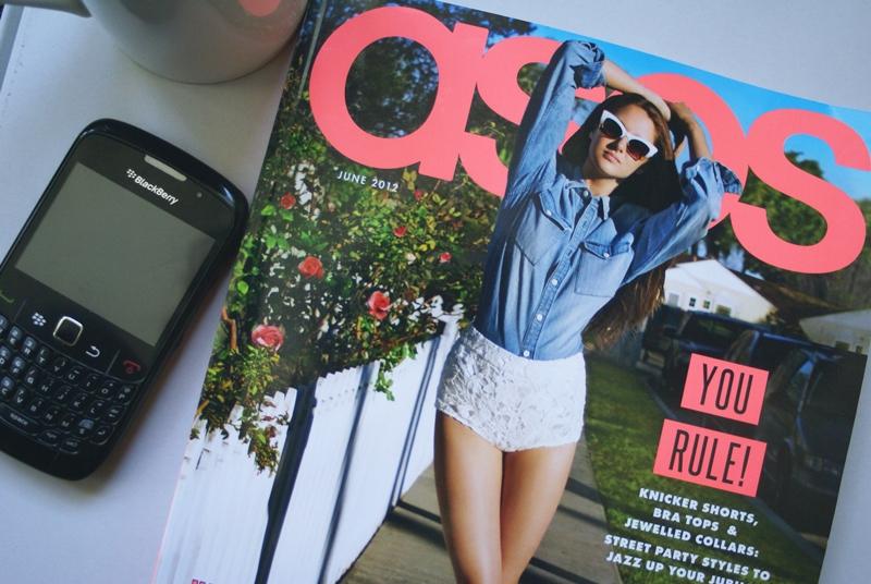 Fashion|ASOS Magazine Collaboration
