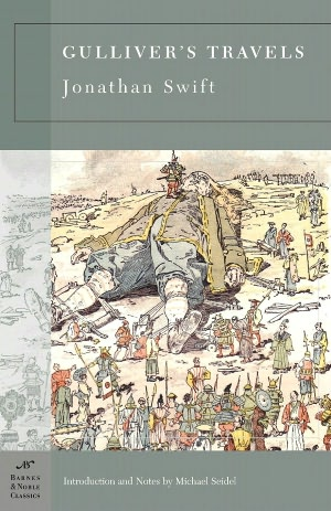 jonathan swifts theory of humanity in gullivers travels Swift's moral satire in gulliver's travels gulliver's travels was written during an era of change known as the reformation period it was not written to woo or.