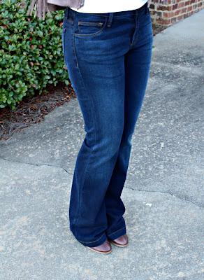 Stitch Fix Flare Jeans