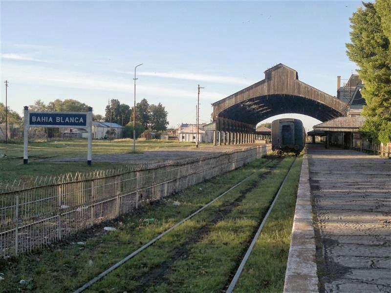 Estación de ferrocarril de Bahía Blanca
