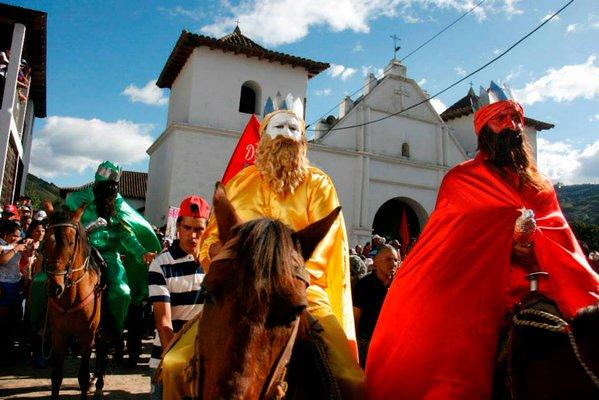 BOCONÓ/ Los Reyes Magos de San Miguel