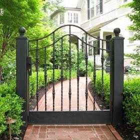 reka bentuk pagar bayani home renovation
