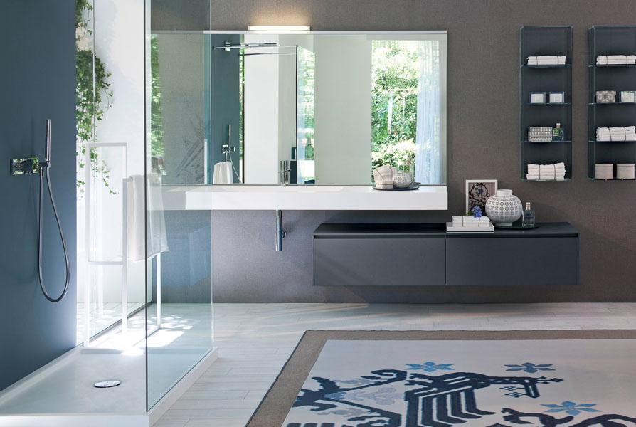 Consigli per la casa e l 39 arredamento mobili bagno guida for Grandi bagni padronali