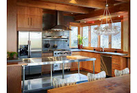 Wood Kitchens