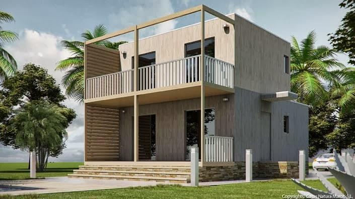 Fachadas casas modernas programa para dise ar fachadas de for Casas modernas residenciales