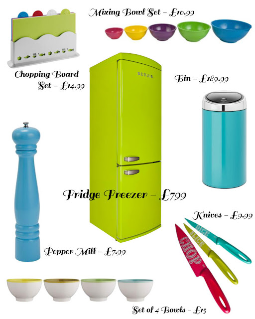 My favourite Argos products