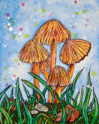 https://www.etsy.com/listing/261995725/mini-watercoluur-mushroom-painting