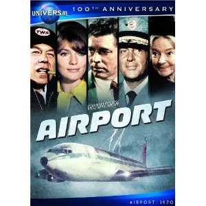 Airport Movie 1970 DVD