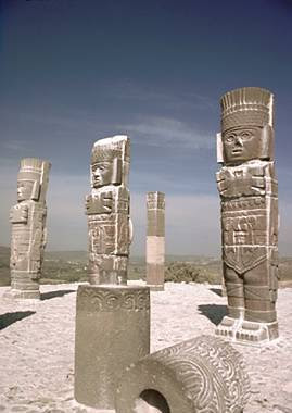 Estatuas de Tula