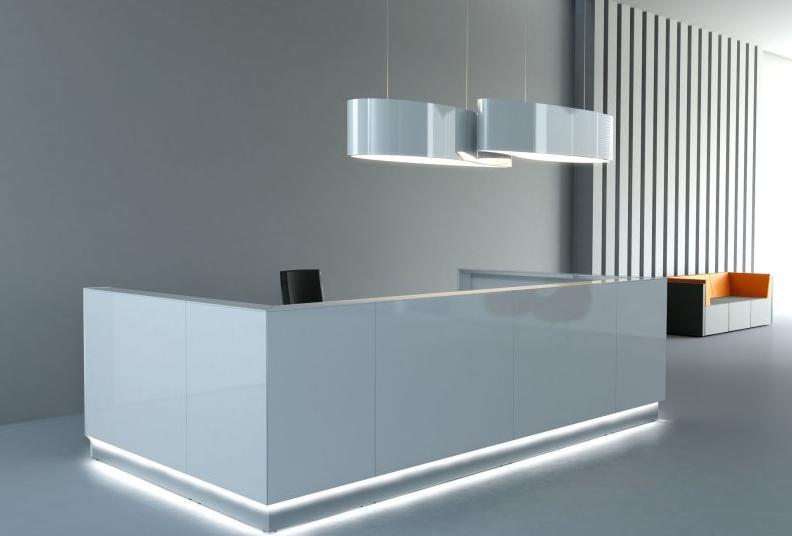 colour up your office ein hochmodernes empfangsm bel f r ihre empfangsgestaltung. Black Bedroom Furniture Sets. Home Design Ideas
