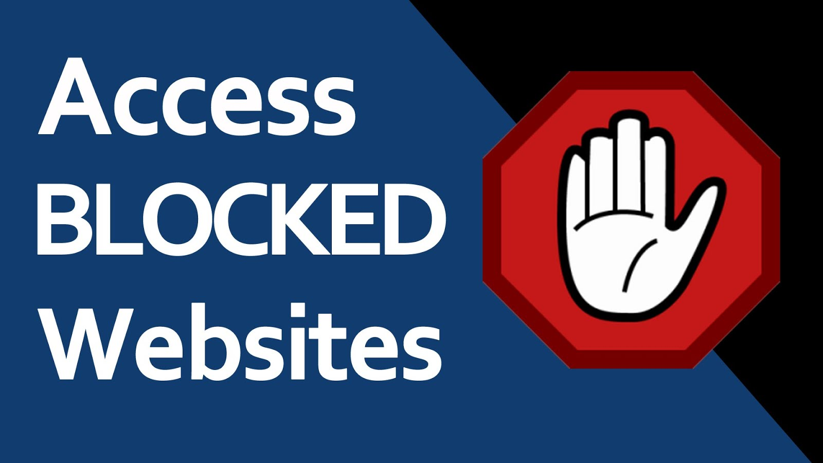 How to access blocked websites ghanavers website we wish to visit is blocked by a software or by our isp internet service provider so the question arises how can we access blocked websites ccuart Choice Image