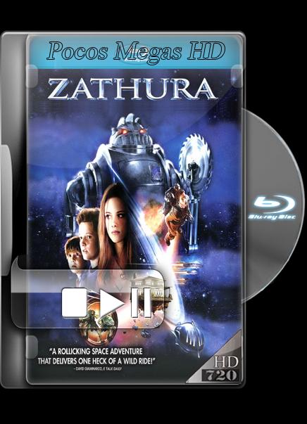 Zathura, Una Aventura Espacial [BrRip 720p] [Audio Dual] [Latino/Ingles] [Año 2005]