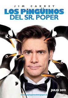 los pingüinos del sr poper poster