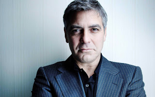 The ever more gorgeous George Clooney