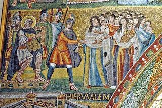 Mosaicos de Santa María la Mayor (Roma)
