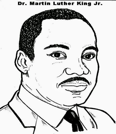 Kindergarten Worksheets For Dr Martin Luther King Jr - mlk dayking ...