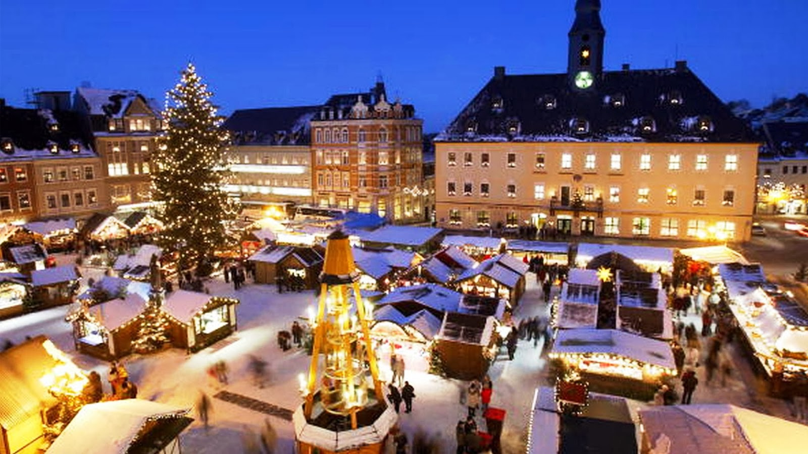 Christmas Markets, Europe | My favourite Tourist Places