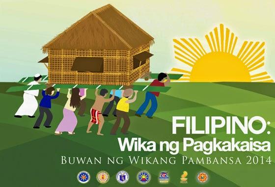 Buwan ng Wikang Pambansa 2014