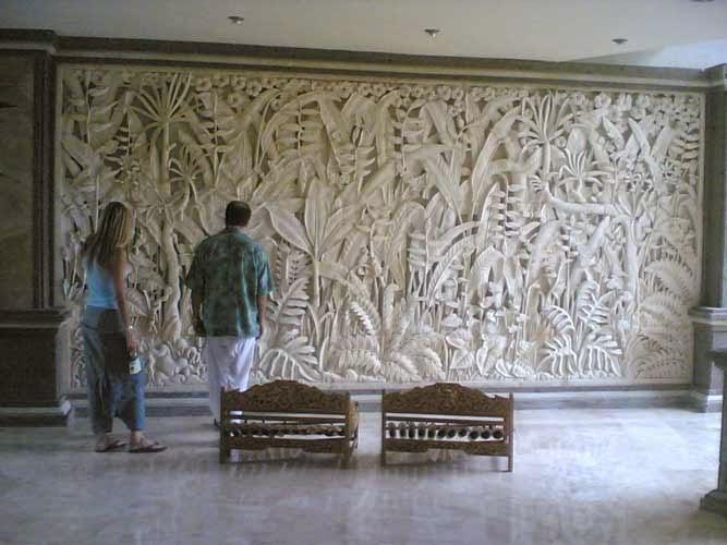 Design Rumah Idaman: Menghias Dinding Dengan Relief Ukir Batu Alam