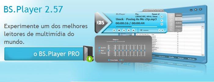 Download BSPlayer PRO 2.57 Build 1051
