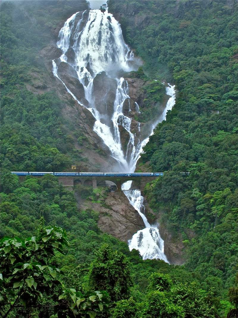 Dudhsagar Falls | Goa, India