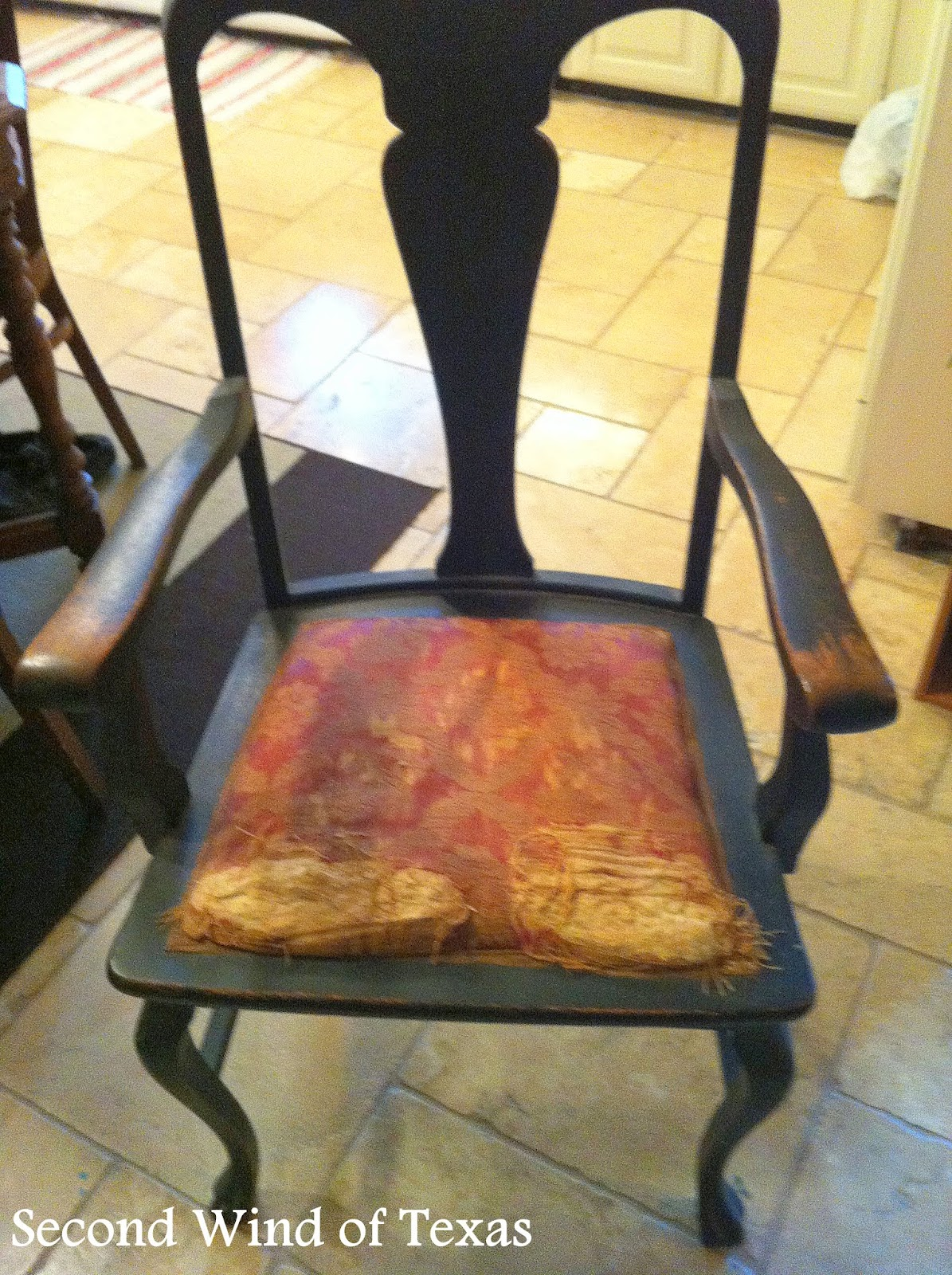 Refinishing Antique Dining Chairs (Restor-A-Finish & Stain) - Second Wind Of Texas: Refinishing Antique Dining Chairs (Restor-A