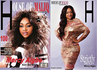 More Photos from Mercy Aigbe house of Maliq Cover