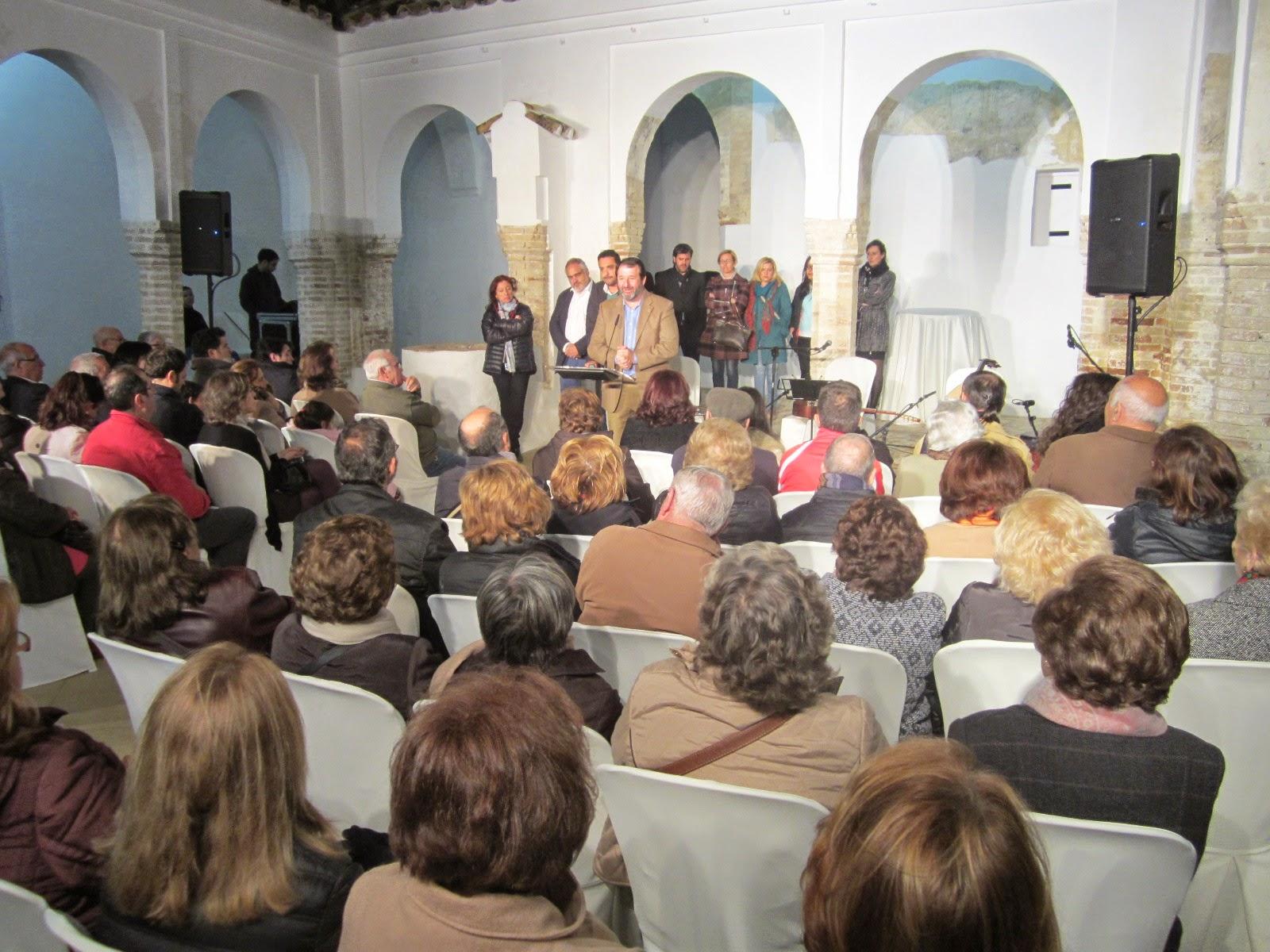 Oficina de turismo de carmona inaugurado el museo de for Oficina turismo carmona