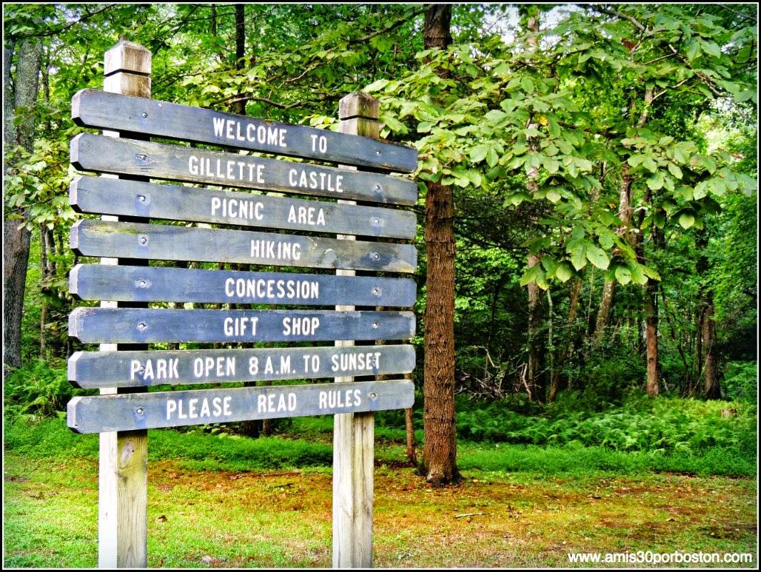 Gillette Castle State Park East Haddam - Lo que se