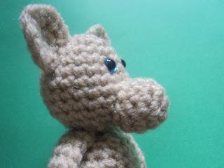 Amigurumi To Go Magic Circle : Little Bigfoot Lion Free Crochet Pattern ~ Amigurumi To Go