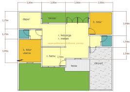 Arsitek Denah Rumah