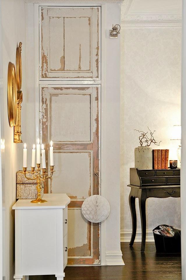 amenajari, interioare, decoratiuni, decor, design interior , living, usa, patina, vechi
