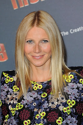 Gwyneth Paltrow Iron Man 3 Premieres in Paris