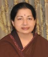 Tamilnadu Chief Minster Jayalalitha