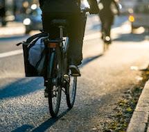 Muoversi in bici, uno stile di vita che rispetta l'ambiente, tutela la salute e il portafoglio.
